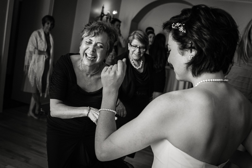Dancing by Denver wedding photographer