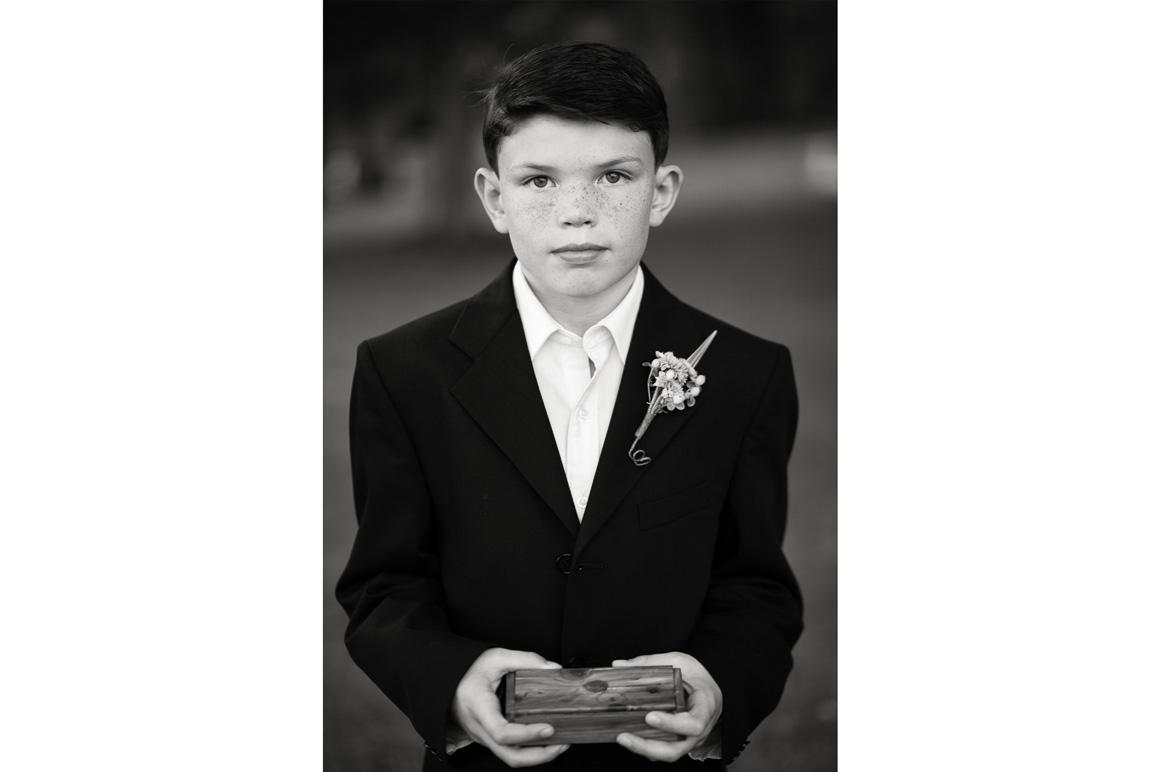 Ring Bearer Assorted Moments Denver wedding photojournalist