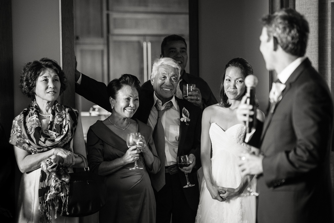 vail co wedding toast speech bride family