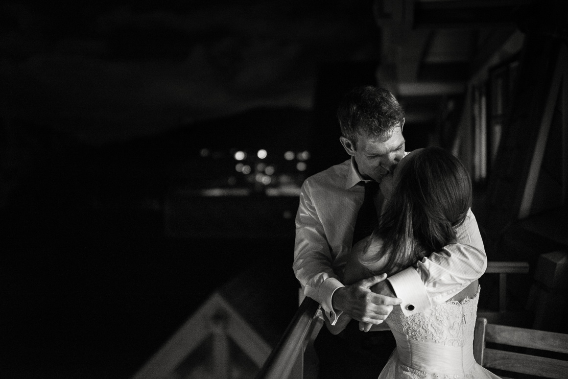 vail mountain colorado night wedding photography