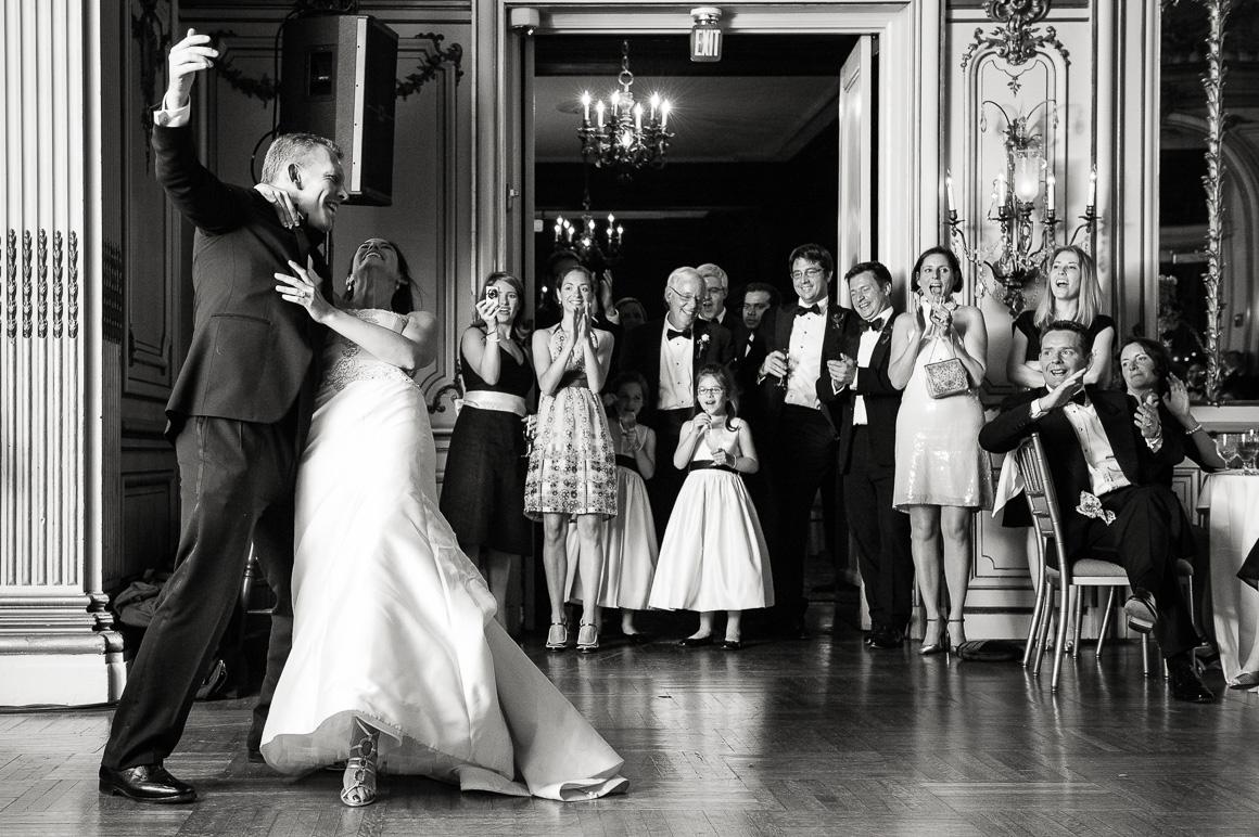 washington dc wedding cosmos club dance
