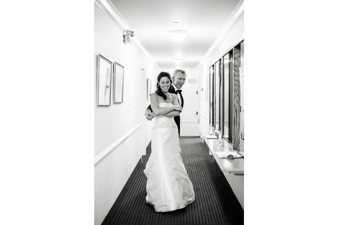 washington dc wedding cosmos club hallway