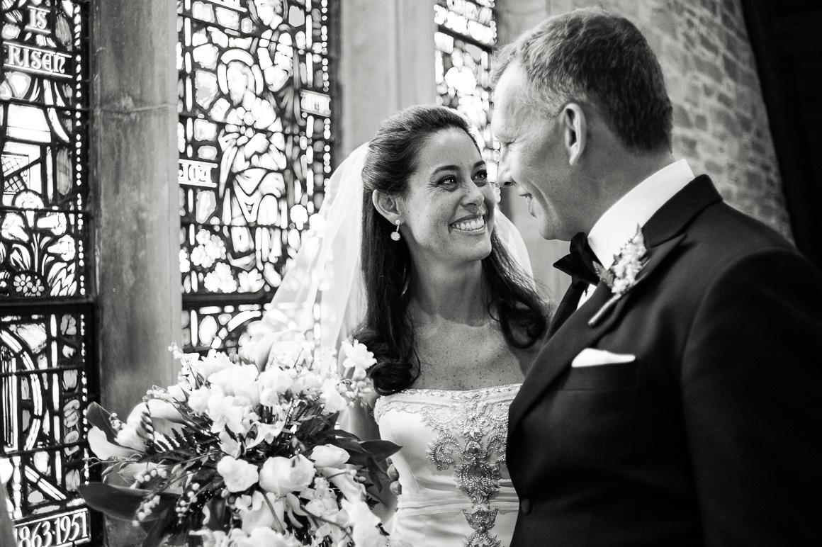 washington dc wedding newlyweds laughter