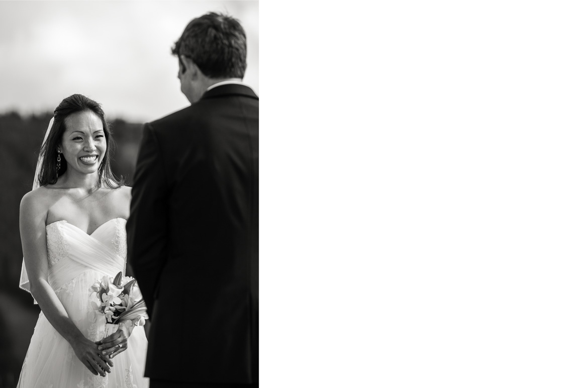 wedding ceremony bride gown photos vail mountain