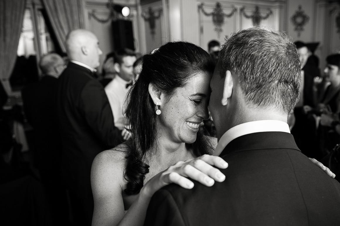 wedding dance newlywed candid