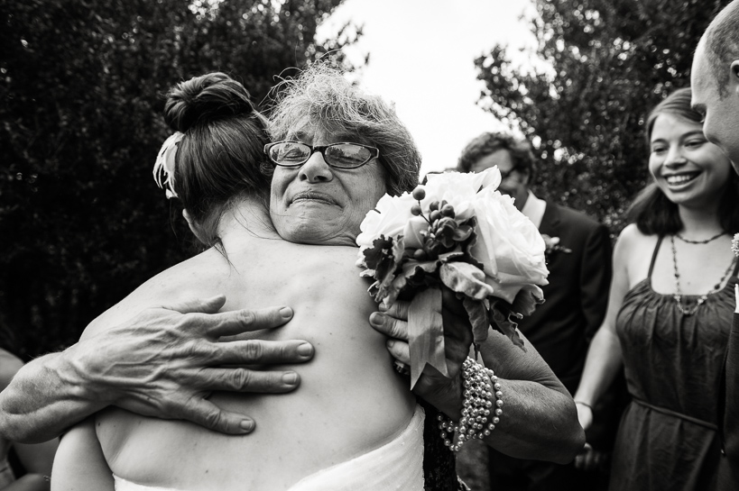 Virginia bride with groom's mother