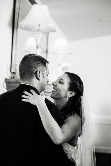 First dance by Denver wedding photographer