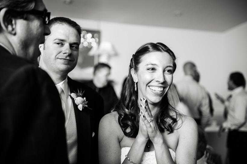 Wedding reception at Willow Ridge Manor