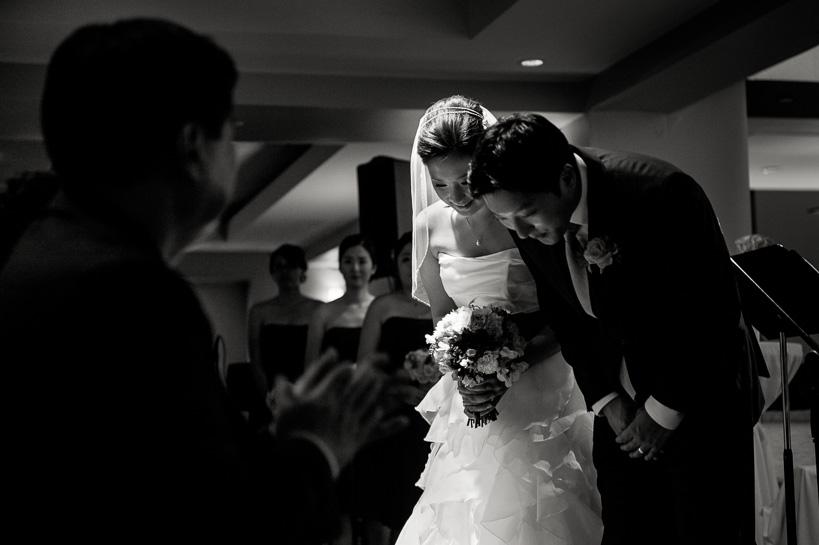 Bow to elders at Magnolia Hotel Denver wedding