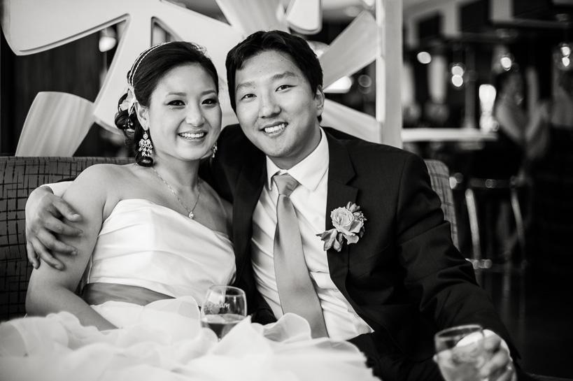 Denver wedding photographer at Magnolia Hotel