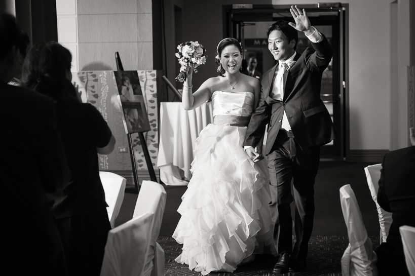Photojournalist captures Denver wedding reception.
