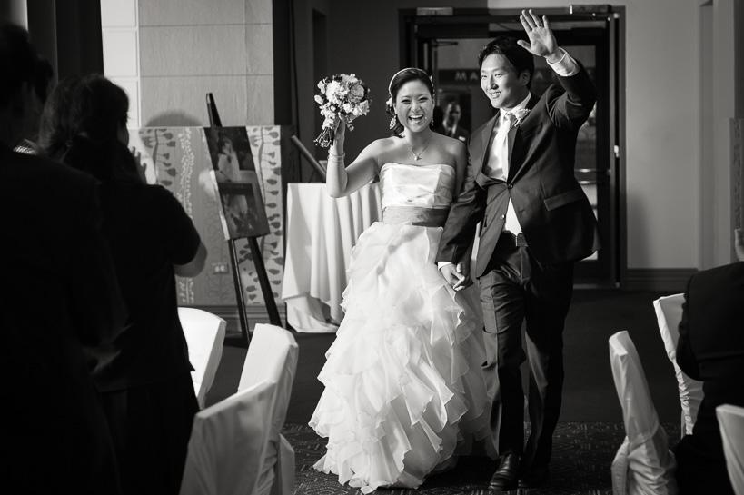 Photojournalist captures Denver wedding reception.