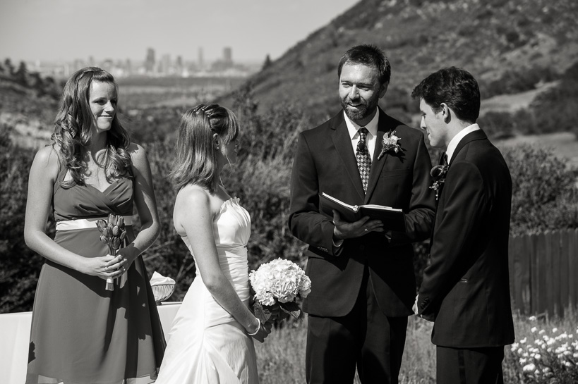 Manor House weddings offer a peek at downtown Denver.